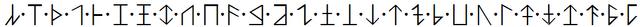 File:Evvansk alphabet.png