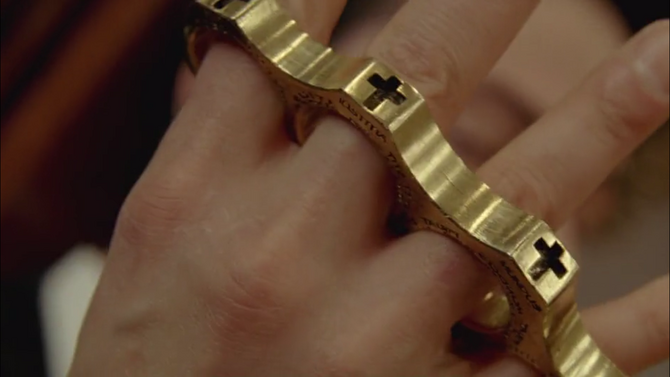 Gold Knuckles