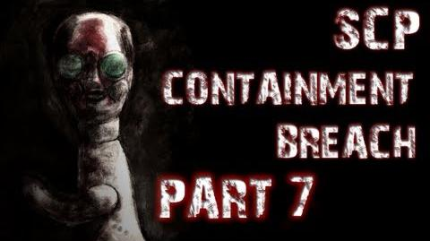 SCP Containment Breach Part 7 FINDING MY WAY
