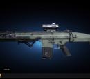 Штурмовая винтовка FN SCAR-H / Галерея камуфляжей