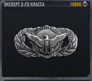 ЭКСПЕРТ 2-ГО КЛАССА