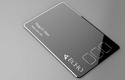 Usonian Credit Card