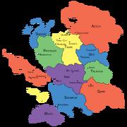 MEsemyu Regions