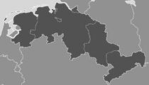 Full map of Saxony