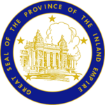 Seal of Inland Empire