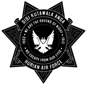 Emblem of the Hurian Air Force