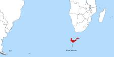 Kruz Islands Location Map