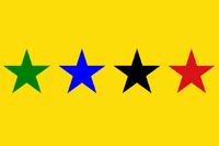 Great Guayana Republic Flag