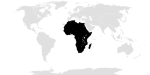 Location of the Zanj Empire