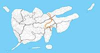 Orange Line preliminary western route