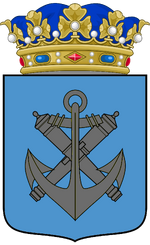 Coat of Arms of the Kanian Navy