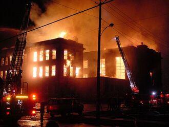 Boston Burning