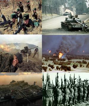 Ww3 collage