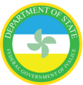 Seal of the Ivalician Department of State.png