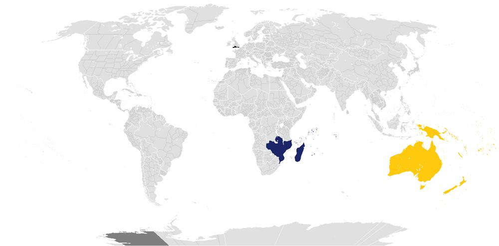 Map of Purist World