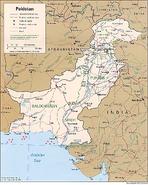 TFD Pakistan map 11 Feb