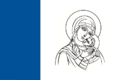 Flag of Our Lady of Santana (SCR).png