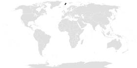 Location of Fjalland