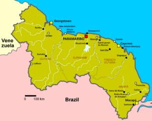 GREAT GUAYAN REPUBLIC main cities