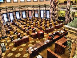 Senate of Sierra chamber