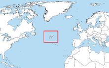 Location of the Kingdom of Washingtonia