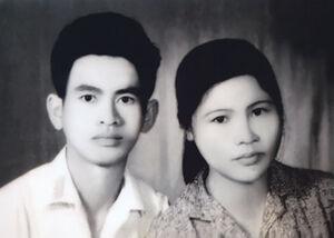 Trang Chup Long and Cousin 1979