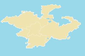 Antaria map blank