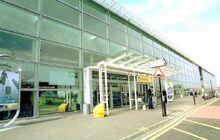 Thames Estuary Airport Entrance