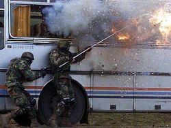 Counterterrorism units
