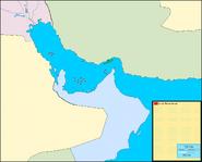 TFD Persian Gulf map 10 Feb
