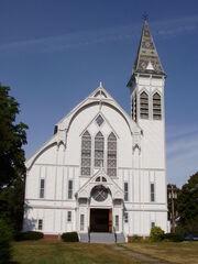 Georgetown church