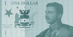 Sierran one dollar front