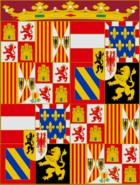 Royal Standard of Charles I of Spain