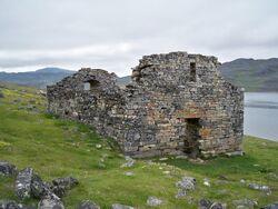Hvalsey abandoned Norse church
