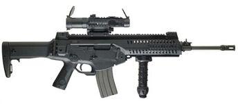 Arx160 assault rifle