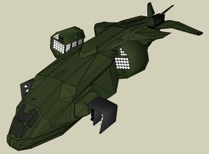 UD-22 Pterodactyl Drop Ship