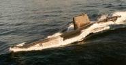 SADF Daphne class submarine