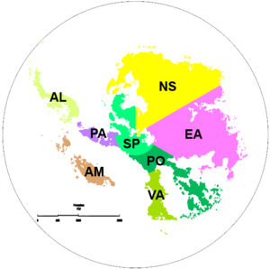 States of Antarticland