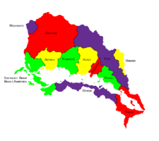 Kereske regions
