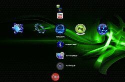 MyLife II User Interface