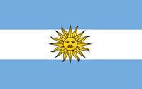 Flag of Argentina (2)
