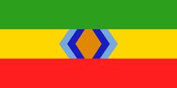 Flag of the Supreme Nation (AK)