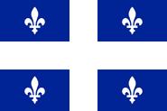 Quebec State Flag