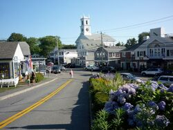Brewster Hill Town Square