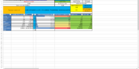 Advanced Spreadsheet Simulator