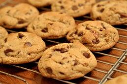 Chocolate Chip Cookies - kimberlykv