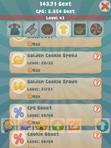 Golden Cookie Spawner