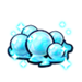 Ice Clam's Icy Pearls