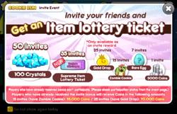 Season 2 Invite Event