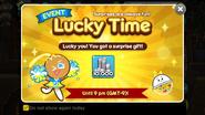 Lucky Time Feb 16